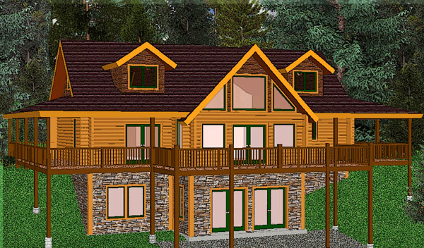 ashcroft_log_home_rendering