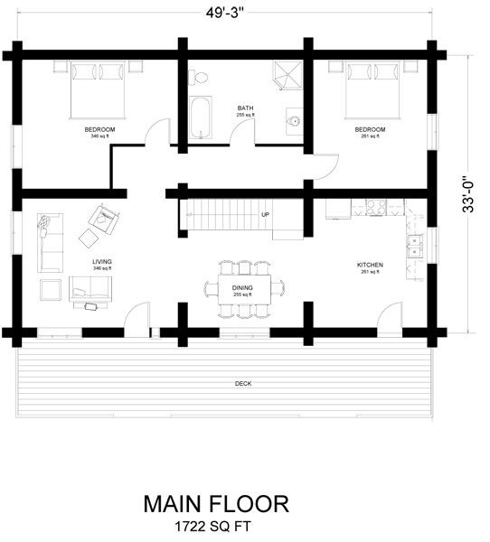 canmore_log_home_floor_plan
