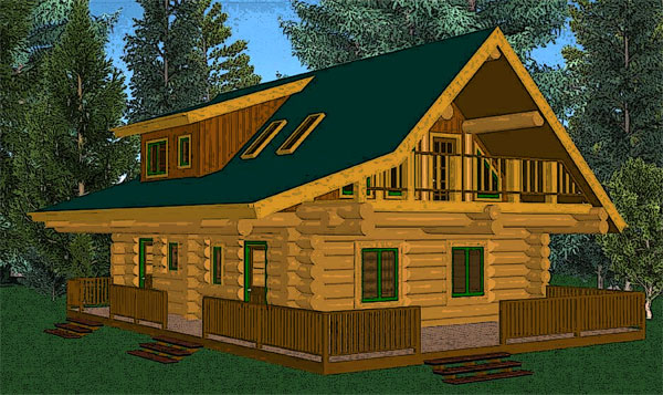 cranbrook_log_home_rendering