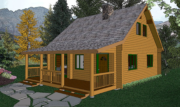 creekside_log_home_rendering