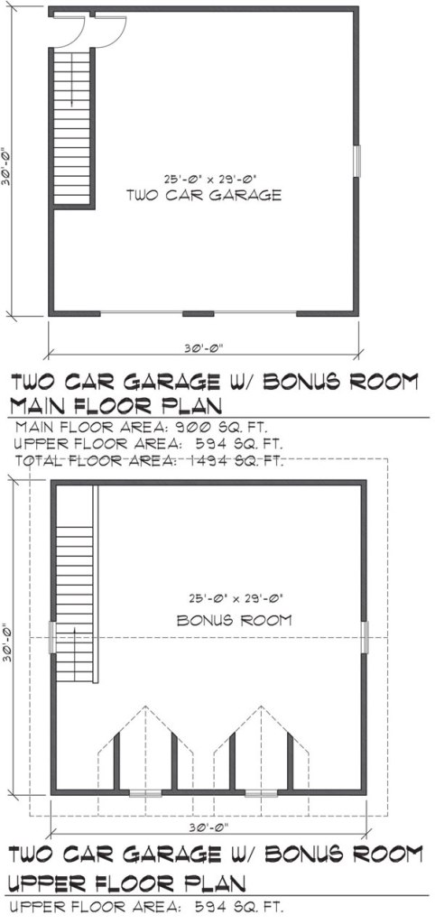 garage_log_home_floor_plan