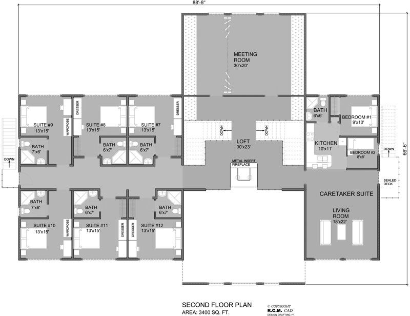 klondlike_log_home_floor_plan_1