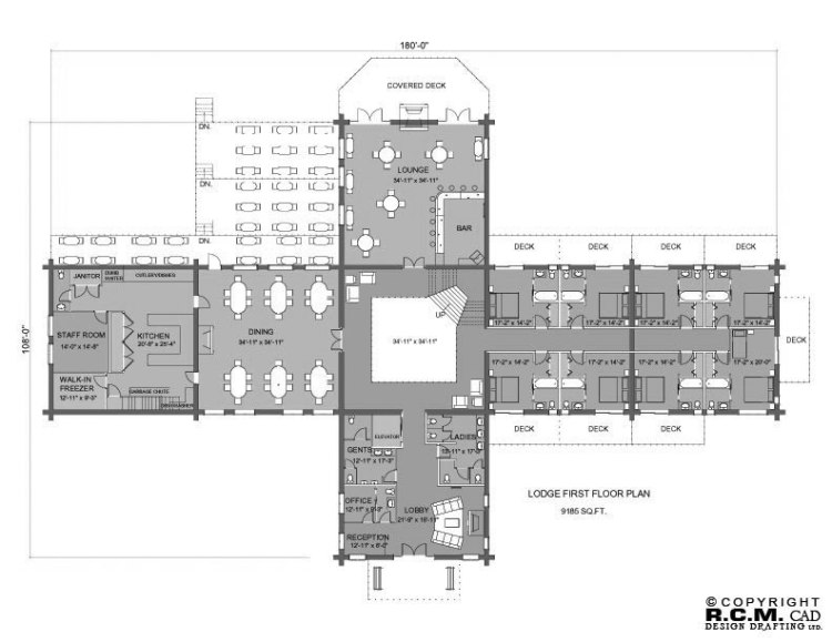 kookenusa_lodge_log_floor_plan