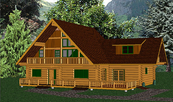 kootney_log_home_rendering