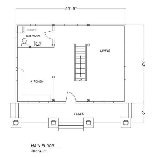 liberty_log_home_floor_plan