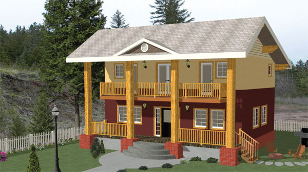liberty_log_home_rendering