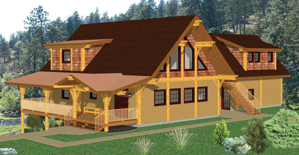 malakwa_log_home_rendering