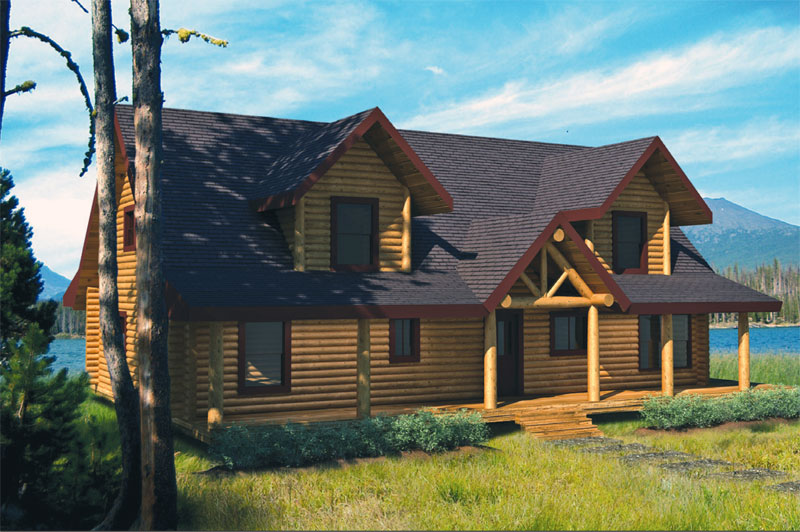 northwoods_log_home_rendering