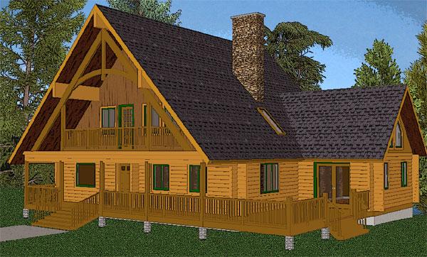 revelstoke_log_home_rendering