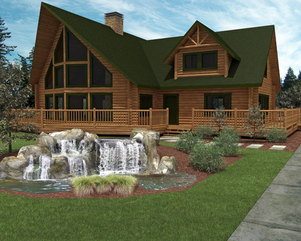 tahoe_log_home_rendering