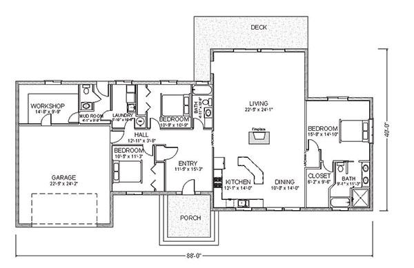 tamarack_log_home_floor_plan